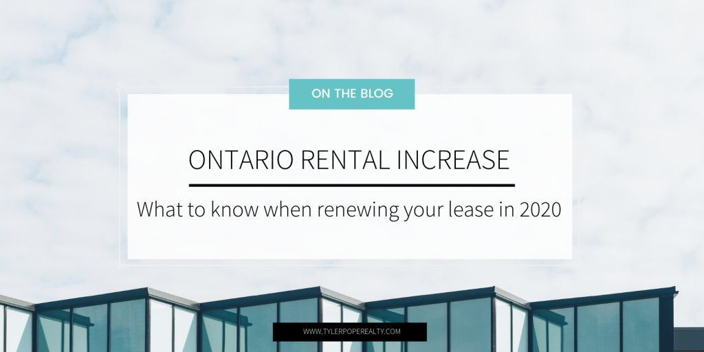Rental increase blog